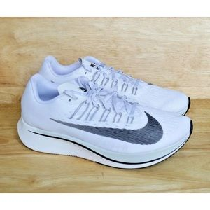 35909f260968 Nike Shoes - Nike Zoom Fly Running Shoes Pure Platinum Multi-Sz